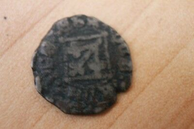 Unidentified Roman Or Greek Empire Bronze Ancient Coin   C89