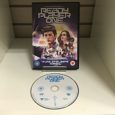 Ready Player One DVD - Fast and Free Delivery