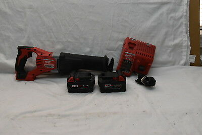 Milwaukee 2621-20 Cordless 18V Sawzall (2 batterys, charger)