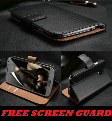 Case Cover For Samsung Galaxy S7 S6 Edge Magntic Flip Leather Wallet Card Holder