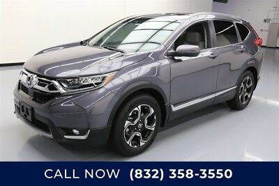 Honda CR-V Touring Texas Direct Auto 2018 Touring Used Turbo 1.5L I4 16V Automatic FWD SUV