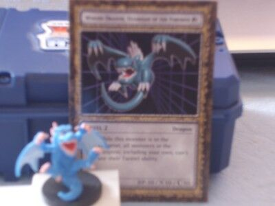 **yugioh Dungeondice Monsters**winged Dragon, G.o.t.f. #1**b2-07**