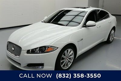Jaguar XF I4 T Premium Texas Direct Auto 2015 I4 T Premium Used Turbo 2L I4 16V Automatic RWD Sedan