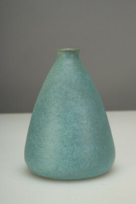 Superb 1960s Vintage Jan Helga Grove Art Pottery Vase British Columbia Canada