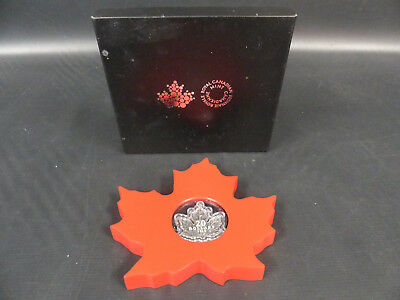2015 Canada 20 Dollars Fine Silver Coin Set - The Canadian Maple Leaf