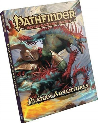 James Jacobs-Pathfinder Roleplaying Game: Planar Adventures  BOOKH NEW