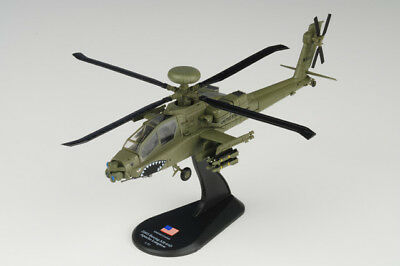 Amercom 1/72 AH-64D Longbow Apache Helicopter US Army