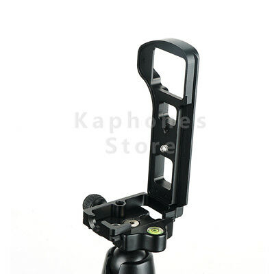 Metal Vertical Hand Grip L Plate Bracket Holder for SONY A6500ILCE-6500 Camera