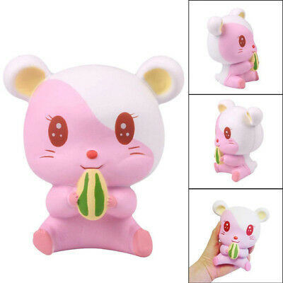 Soft Hamster Squishes 12*11CM Slow Rising With Packaging Collection Gift Toy LG