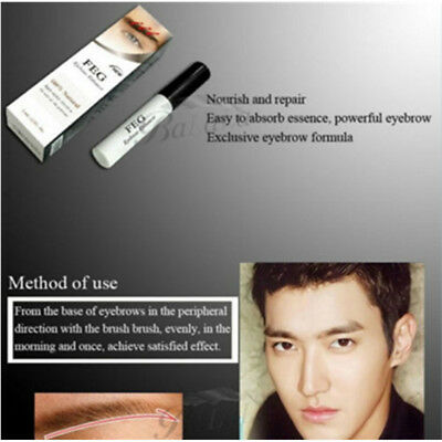 FEG Women Eyebrow Rapid Growth Enhancer Liquid Serum Thicker Longer 3ml cO9w
