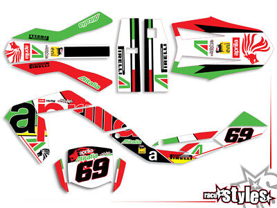 APRILIA SX RX 50 125 ->2018 decals sticker kits graphic dekor grafiche graphique