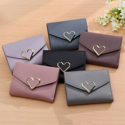 Women Wallet PU Leather Clutch Handbag Card Holder Stylish Ladies Mom Purse