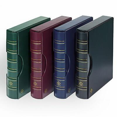 Lighthouse Classic Grande 4 ring binder coin banknote Large Album High quality