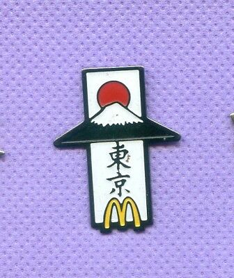 Pins  Mcdonald's  Japan Japon    Da206