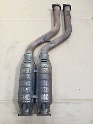 bmw e46 m3 catalytic converter removal