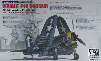 AFV CLUB 14408 Vought F4U Corsair (Folding Wing Position) in 1:144