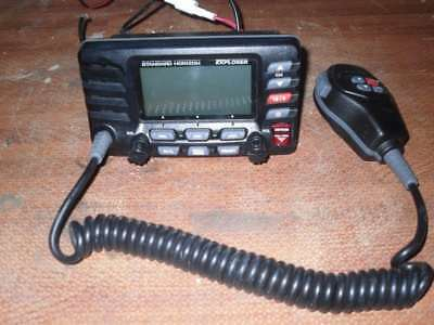Standard Horizon GX1600 Explorer VHF Radio w/ Mic - Fully Tested Great Condition