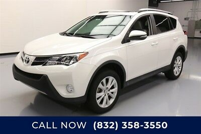 Toyota RAV4 Limited Texas Direct Auto 2014 Limited Used 2.5L I4 16V Automatic FWD SUV