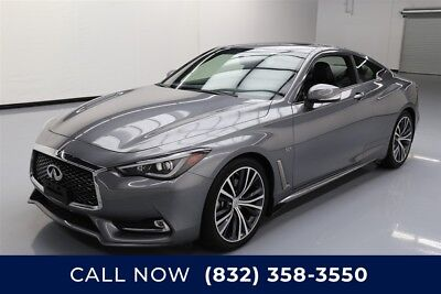 Infiniti Q60 3.0t LUXE Texas Direct Auto 2018 3.0t LUXE Used Turbo 3L V6 24V Automatic RWD Coupe Bose