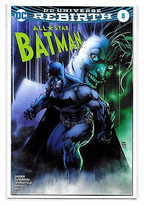 ALL-STAR BATMAN #8 - Fan Expo Exclusive Jim Lee Variant - NM - DC Comics!