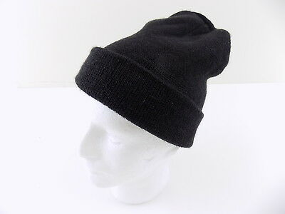 a56ab8edaf3 CALVIN KLEIN  95 MEN Beanie WINTER HAT Acrylic SIZE One Size Black ...