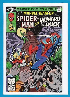 Marvel Team-Up #96_August 1980_Nm Minus_Spider-Man_Howard The Duck_Bronze Age!