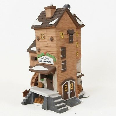 Department 56 Heritage Dickens Village Christmas Great Denton Mill 5812-2