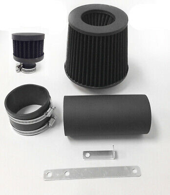 1.9L Black Green Air intake system Kit For 1999-2005 Volkswagen Jetta 1.8L 2.0
