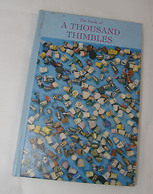 The Book of A THOUSAND THIMBLES Collectors Reference Book
