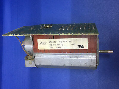 Wascomat Gen5 Timer 220V 471-8978 ( Used ) Has Been Tested