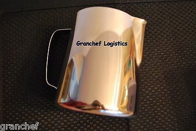 Espresso Milk Frothing Pitcher ~ 14 oz.~ Stainless Steel ~ NIB! ~  Great Gift !