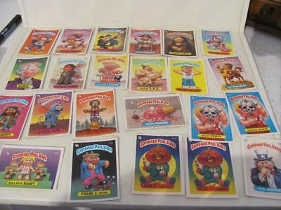 lot of 44 rare Garbage Pail Kids trading cards 1985,1986 & 4 from 2013