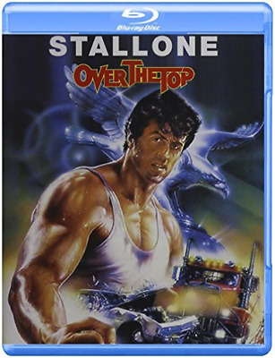 STALLONE,SYLVESTER-OVER THE TOP  Blu-Ray NEW