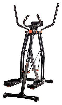 Image Maxi-Glider 360, 10 in 1 Cross Trainer with Heart Rate Monitor - New