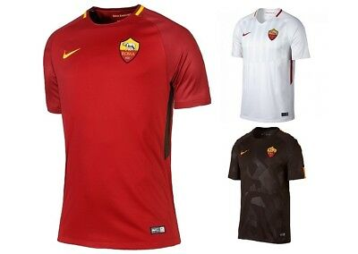 Brand New 2017 / 2018 AS Roma Football Adults Kit Home Away Third Jersey