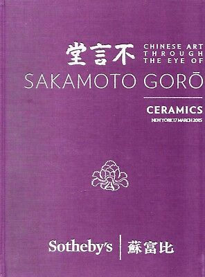 CHINESE CERAMICS - SAKAMOTO GORO: Sotheby's gr. Hardcover N.Y. 15 +results