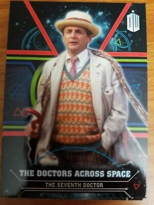 Dr Who Extraterrestrial Encounters Doctors Across Space #7 The Seventh Doctor