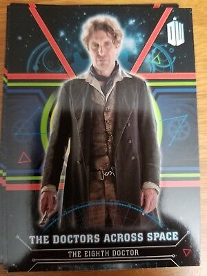 Doctor Who Extraterrestrial Encounters Doctors Across Space #8 The Eighth Doctor