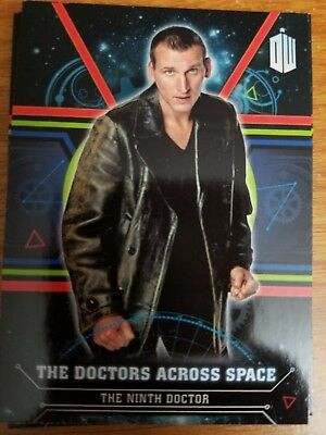 Doctor Who Extraterrestrial Encounters Doctors Across Space #9 The Ninth Doctor