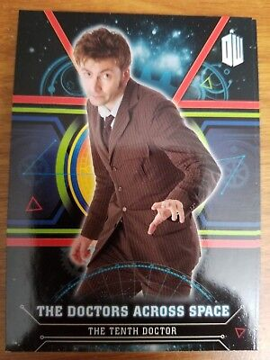 Doctor Who Extraterrestrial Encounters Doctors Across Space #10 The Tenth Doctor