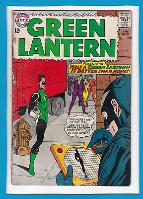 "Green Lantern #29_June 1964_Ungraded_""half A Green Lantern...""_Silver Age Dc!"