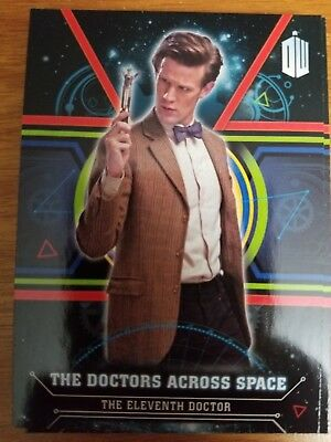 Dr Who Extraterrestrial Encounters Doctors Across Space #11 The Eleventh Doctor