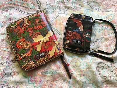 Sakroots Phone Clutch And Organizer Note Pad