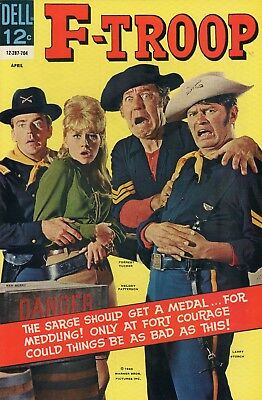 F-Troop number 4 from 1967 in Very Fine Condition