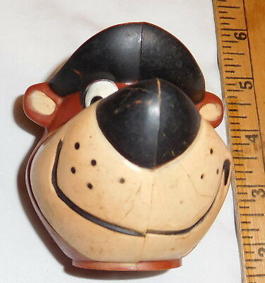 vintage Yogi The Bear Plastic Head Bank slot