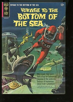 Voyage to the Bottom of the Sea 1 1964 Very Fine Condition