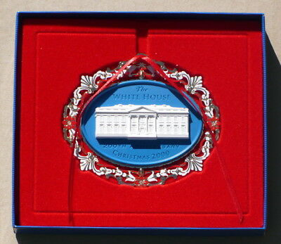 Christmas 2000 WHITE HOUSE ORNAMENT Historical Association 200th Anniversary
