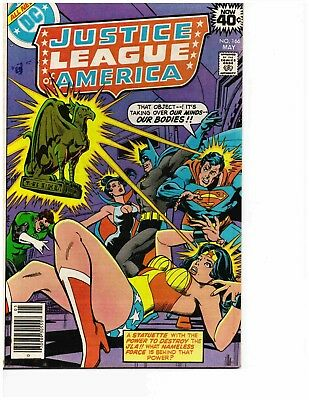 JUSTICE LEAGUE OF AMERICA #166 (May 1979) Very Good