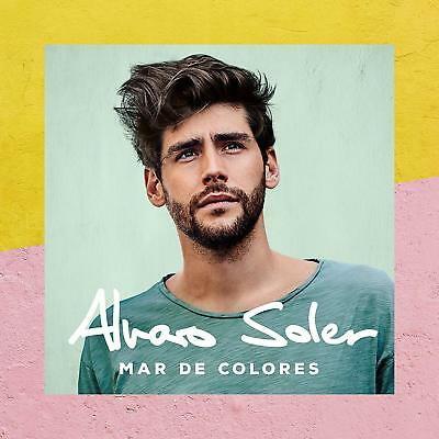 ALVARO SOLER  Mar de Colores  CD  NEU & OVP  07.09.2018