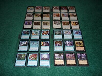 MtG NEMESIS almost COMPLETE Set Magic the Gathering BULK Lot 230+ Cards